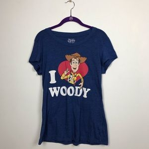 Toy Story I Love Woody T-shirt